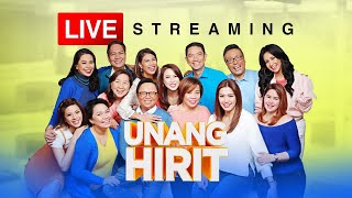 Unang Hirit Livestream: (September 25, 2020) | Replay