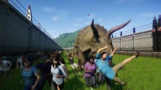 More Jurassic World Evolution gameplay: http://bit.ly/Jurassic-WE-4...