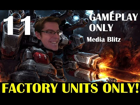 Wings of Liberty - FACTORY UNITS ONLY - [Part 11 - Media Blitz]