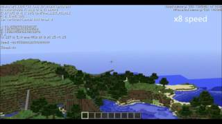 Minecraft: Extreme Render Distance, how extreme is it?