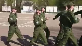 Строевая подготовка МШКК 1778(, 2016-05-09T15:06:57.000Z)