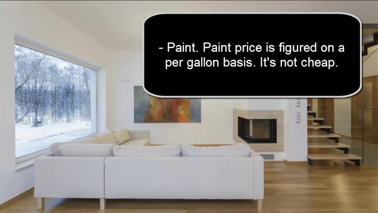 How Much Do Professional House Painters Charge | Call 773 575 8172
