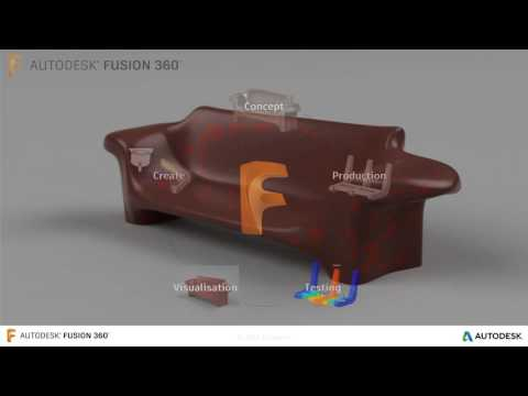 Fusion 360 for furniture design