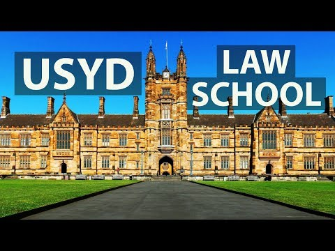 University of Sydney Law School...Worth It!?