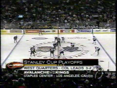 2002 Playoffs Game 6: LA Kings