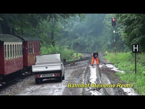 Die HSB Und Das Hochwasser Im Juli 2017