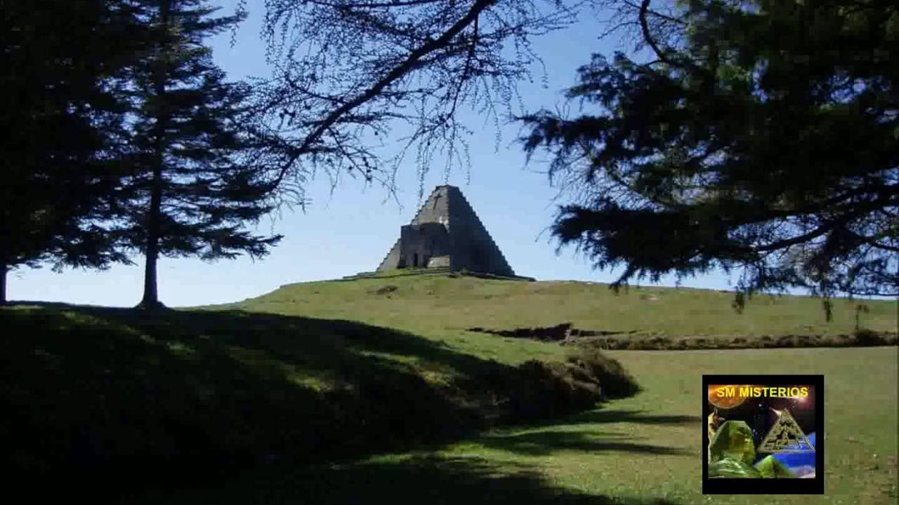 La pirámide de los Italianos.