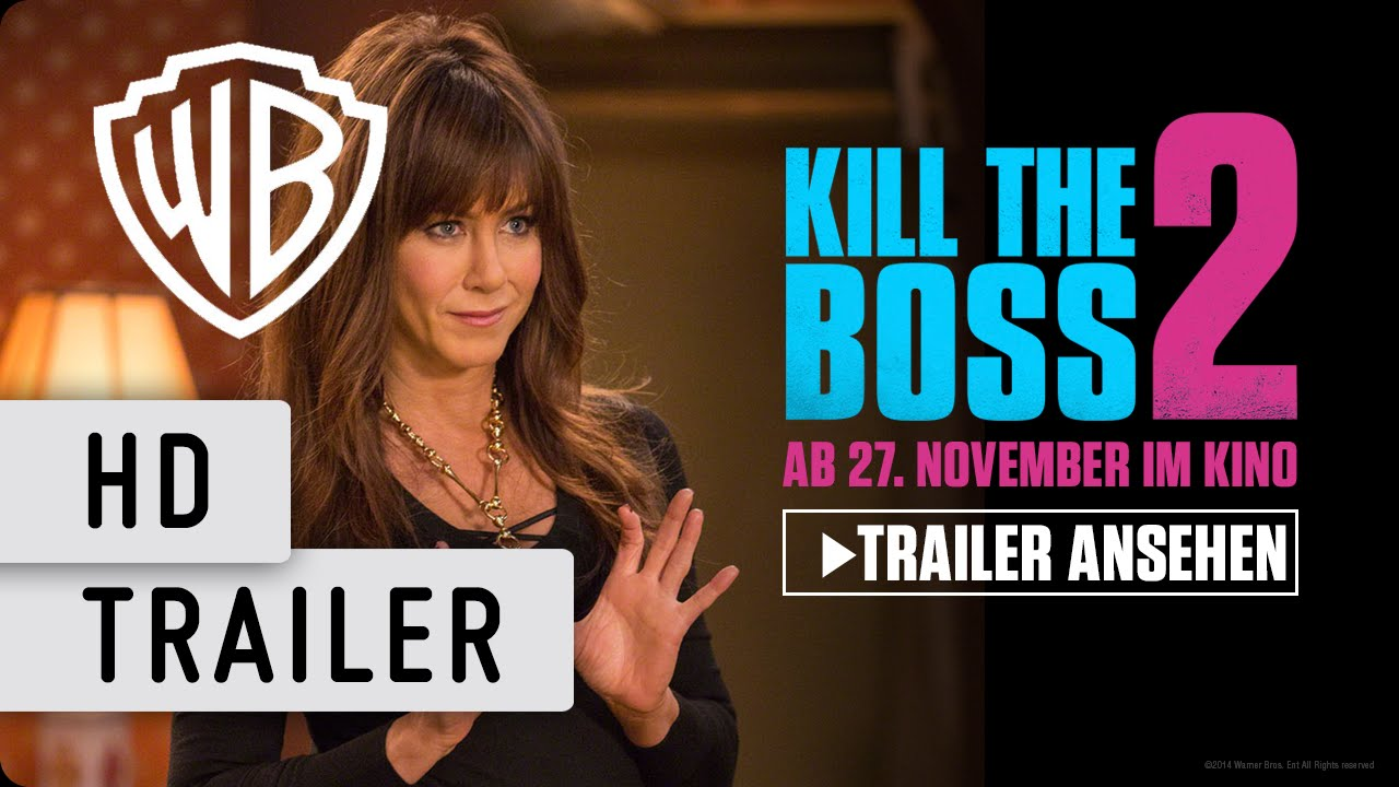 KILL THE BOSS 2 - Spot 2 Deutsch HD German