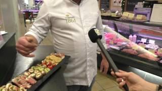 Culinair gourmetten met slagerij Dungelmann