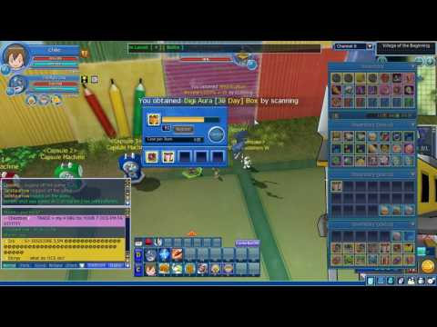 Opening 3 easter gift boxes permanent jogress chip digiaura event tips to get jogres chip permanent xd negle Images