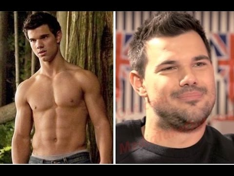 Why Taylor Lautner Is Gaining Weight!? EXPLAINED
