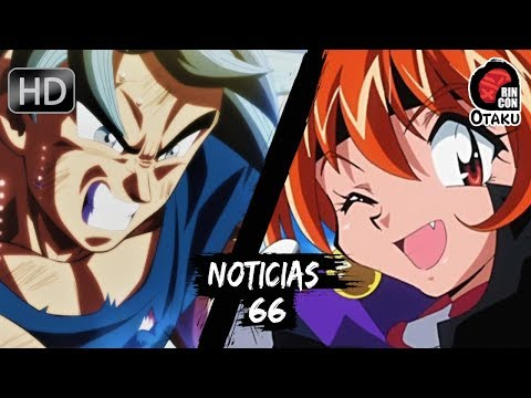 Dragon Ball Super Llega a su FINAL, Slayers Vuelve, Mecha-Ude Trailer oficial y MÁS | Rincón Otaku