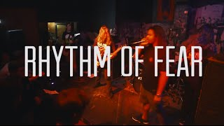 Rhythm of Fear live at Burro Bar