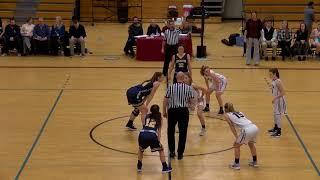 Arlington High School Girls Varsity Basketball vs Lexington - January 9, 2018