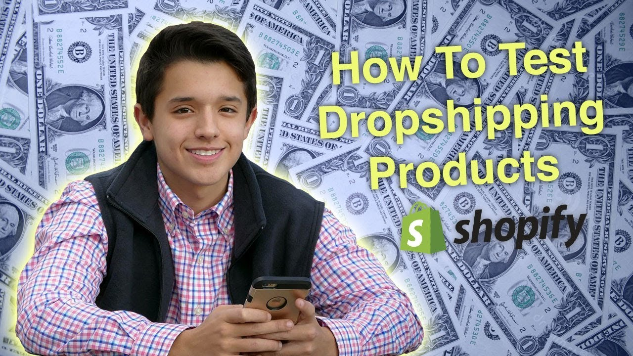 How to test products for money