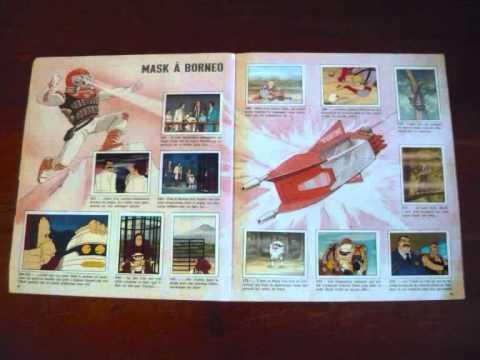 Häufig mask album panini complet cherche maison d'accueil - YouTube KZ66