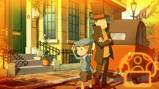 (Professor Layton and the Curious Village) Layton