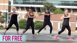 DJ Khaled, Drake - For Free (Dance Fitness with Jessica)