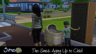Les Sims 4: Bébé Vieillissement jusqu'à l'Enfant