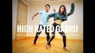 High Rated Gabru   Nawabzaade   Choreography   StepKraft