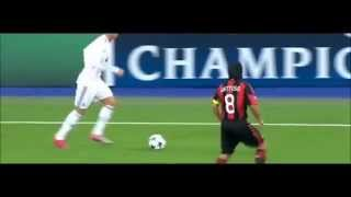 Cristiano Ronaldo vs Milan 2010/11