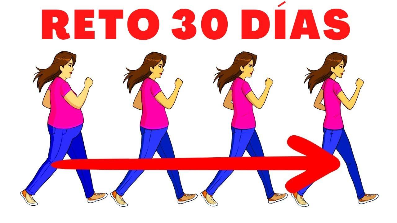 como se camina para bajar de peso