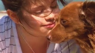 Download Video Selena Gomez Helps Homeless Dogs In Puerto Rico With Jake T. Austin MP3 3GP MP4