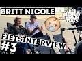 """Capture de la vidéo Britt Nicole Met Baby Op De Fiets: """"meest Unieke Interview In Mijn Leven!"""""""