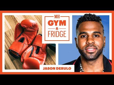 Jason Derulo Shows His Gym & Fridge | Gym & Fridge | Men's Health