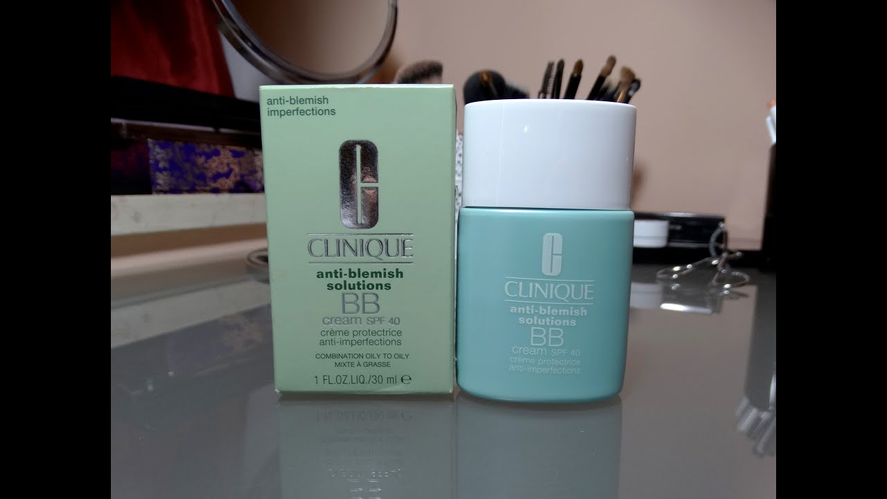 Acne Solutions BB Cream by Clinique #7