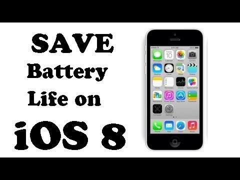 how to save battery on iphone 5s save battery on ios 8 for iphone 5s 6 6 plus top 20273