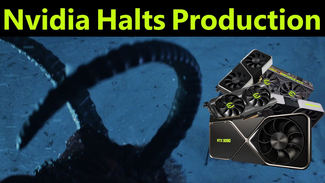 Download Nvidia Halts Ampere Production: Keeping Prices High till Lovelace despite RX 6600 Volume