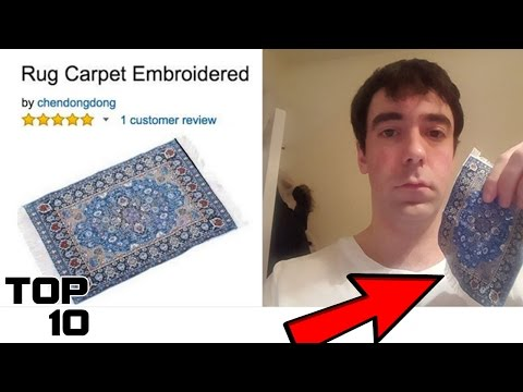Top 10 Online Shopping Product Fails