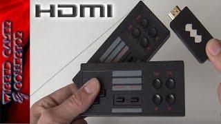 HDMI 8-bit China Chromecast Retro Game Console is Here !!