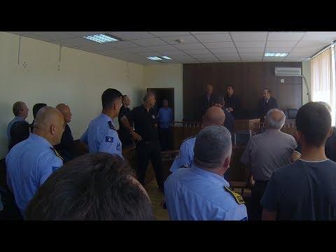 Momenti i Shpalljes së Aktgjykimit Ndaj ish Policit për Vrasjen e Ilmi Lufajt