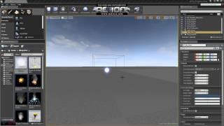 L'Unreal Engine 4 Panneaux D'Affichage
