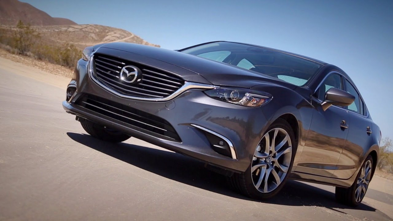 2016 Mazda6 - Review and Road Test - YouTube