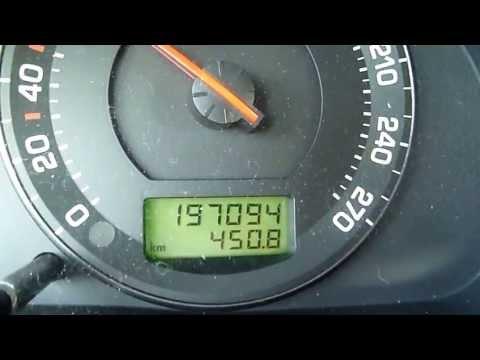 Расход бензина Skoda Superb 1.8T