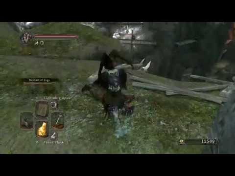 Dark Souls 2 Walkthrough - Everything possible in... Brightstone Cove Tseldora