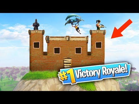 BUILDING THE STRONGEST BASE IN FORTNITE!