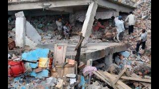 Catastrophic 7.9 MEGAQUAKE Crush NEPAL 5,000 Dead, Huge Destruction. See Description.
