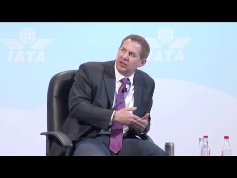 IATA CEO Panel on Social Media