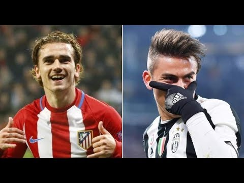 Dybala vs Griezmann (Party Animal)