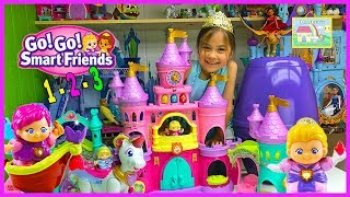 Learning Toys | Huge Princess Egg Surprise Toys Opening VTech GoGo 123 Smart Kids Educational Toy
