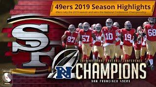 San Francisco 49ers | 2019 Season Highlights ᴴᴰ