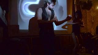 Tree of Life 08 - Piano / Dance / Visuals Improv Collab (Synaesthetic Web, Berlin, 28 Nov 2019)