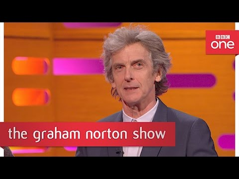 Why is Peter Capaldi leaving Doctor Who?  The Graham Norton  2017: P  BBC One