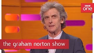 Why is Peter Capaldi leaving Doctor Who? - The Graham Norton Show 2017: Preview - BBC One