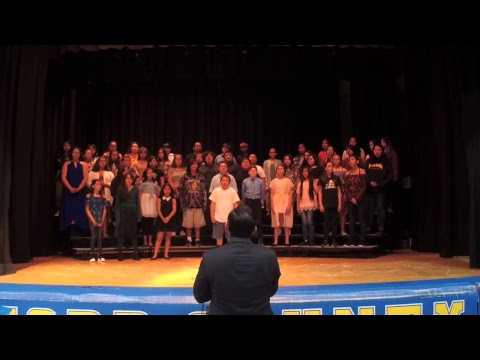 Todd County Middle School 2018 Spring Concert