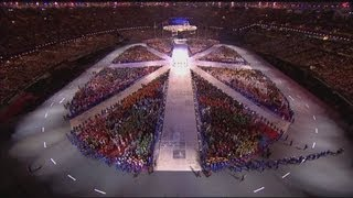 Closing Ceremony - Expression Of Unity | London 2012 Olympics